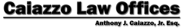 Caiazzo Law Offices: Main Page